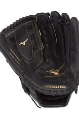 Mizuno Premier Baseball Glove RH Black/Gold 12.5