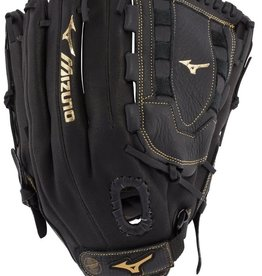 Mizuno Premier Baseball Glove RH Black/Gold 12.5