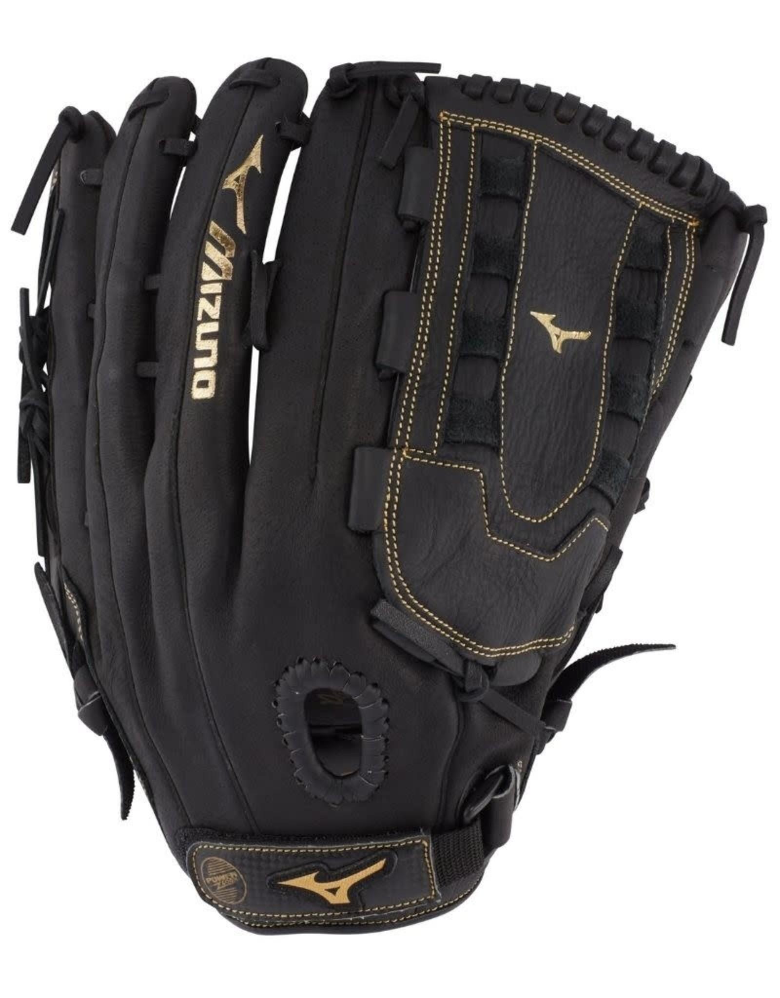 Mizuno Premier Baseball Glove RH Black/Gold 14