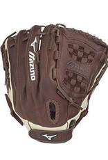 Mizuno Franchise Baseball Glove RH Coffee/Silver 14