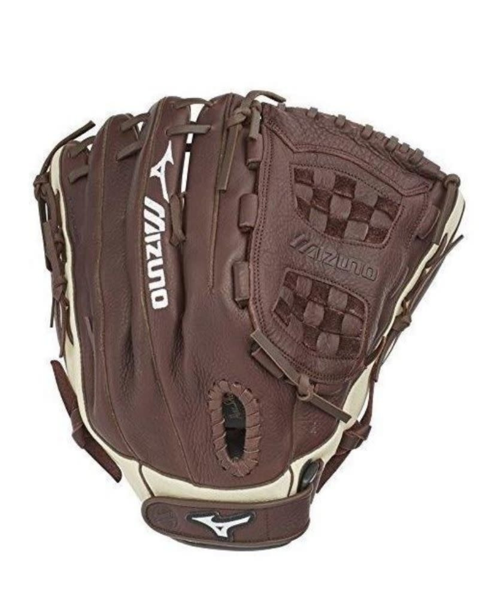 Mizuno Franchise Baseball Glove RH Coffee/Silver 14