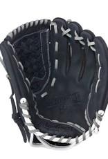 Rawlings Renegade Series Ball Glove Black 12.5