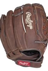 Rawlings Player Preferred Ball Glove Brown 12.5