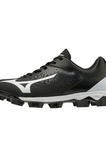 Mizuno Wave Finch Select 9 Women's Softball Cleat Black/White