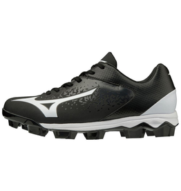 Mizuno Wave Finch Select 9 Women's Softball Cleat Black/White