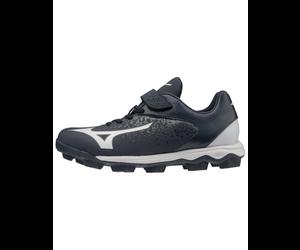 mizuno mens running shoes size 9 years old king black navy