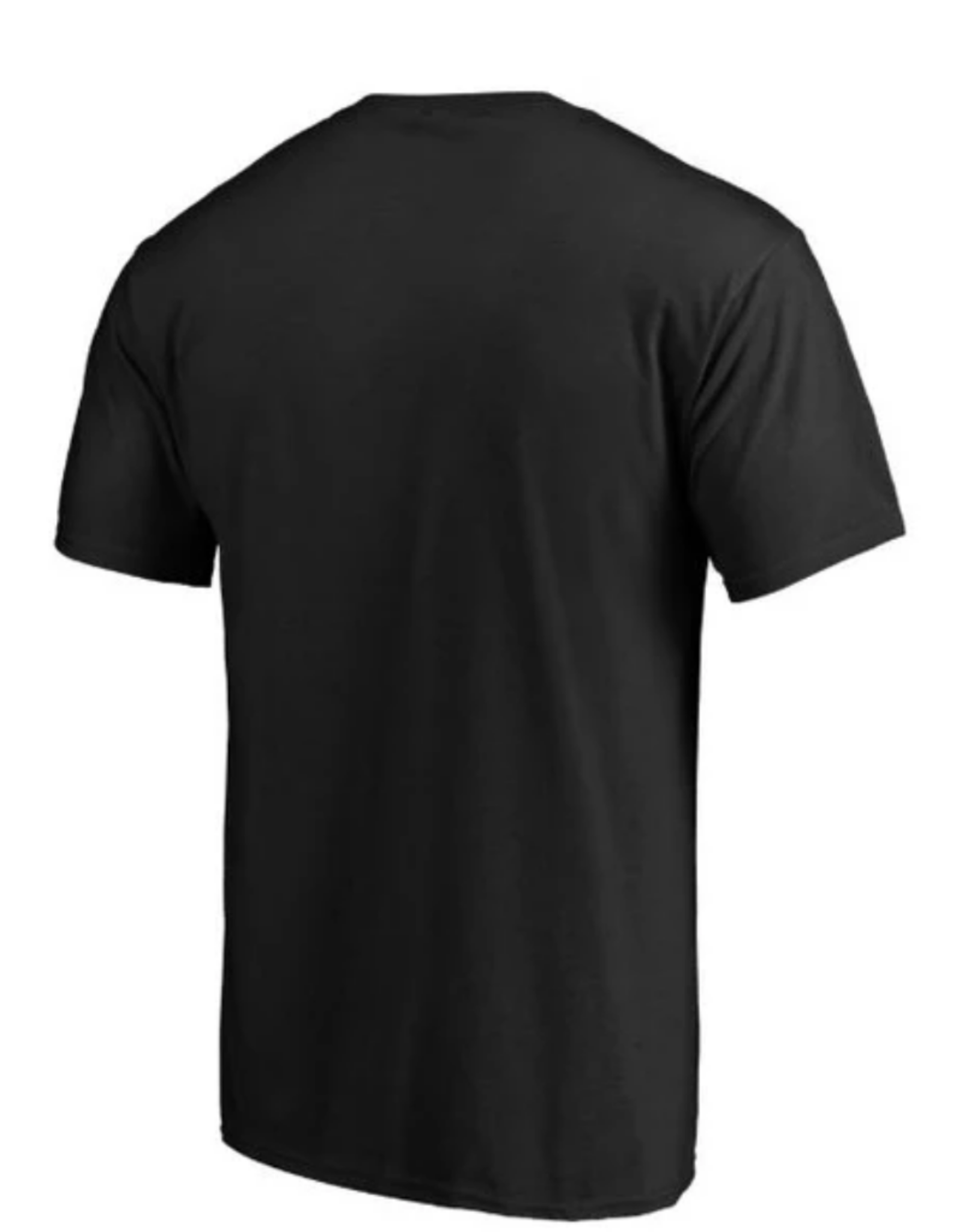 Fanatics Fanatics Men's Geo Drift T-Shirt Pittsburgh Penguins Black