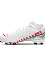 Nike Men's Mercurial Superfly 7 Academy FG Soccer Cleat White