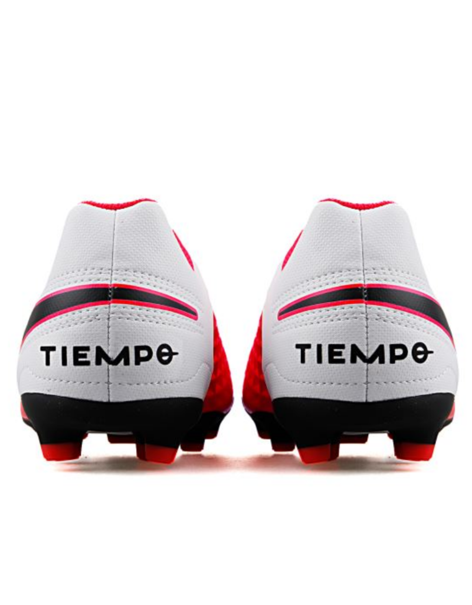 Nike Men's Legend 8 Club FG/MG Soccer Cleat Laser Crimson