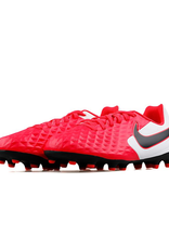 Nike Men's Legend 8 Club FG/MG Soccer Cleat Laser Crimson