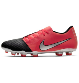 Nike Men's Soccer Cleat Phantom Venom Club FG Laser Crimson