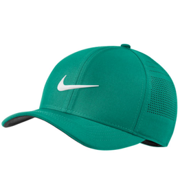 Nike Men's Classic 99 Swoosh Flex Hat Green