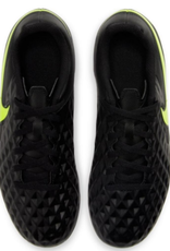 Nike JR Tiempo Legend 8 Club FG/MG Soccer Cleat Black