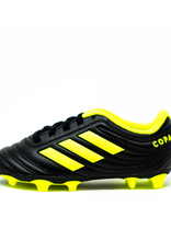 Adidas Adidas Copa Jr 19.4 FG Soccer Cleat Black/Yellow