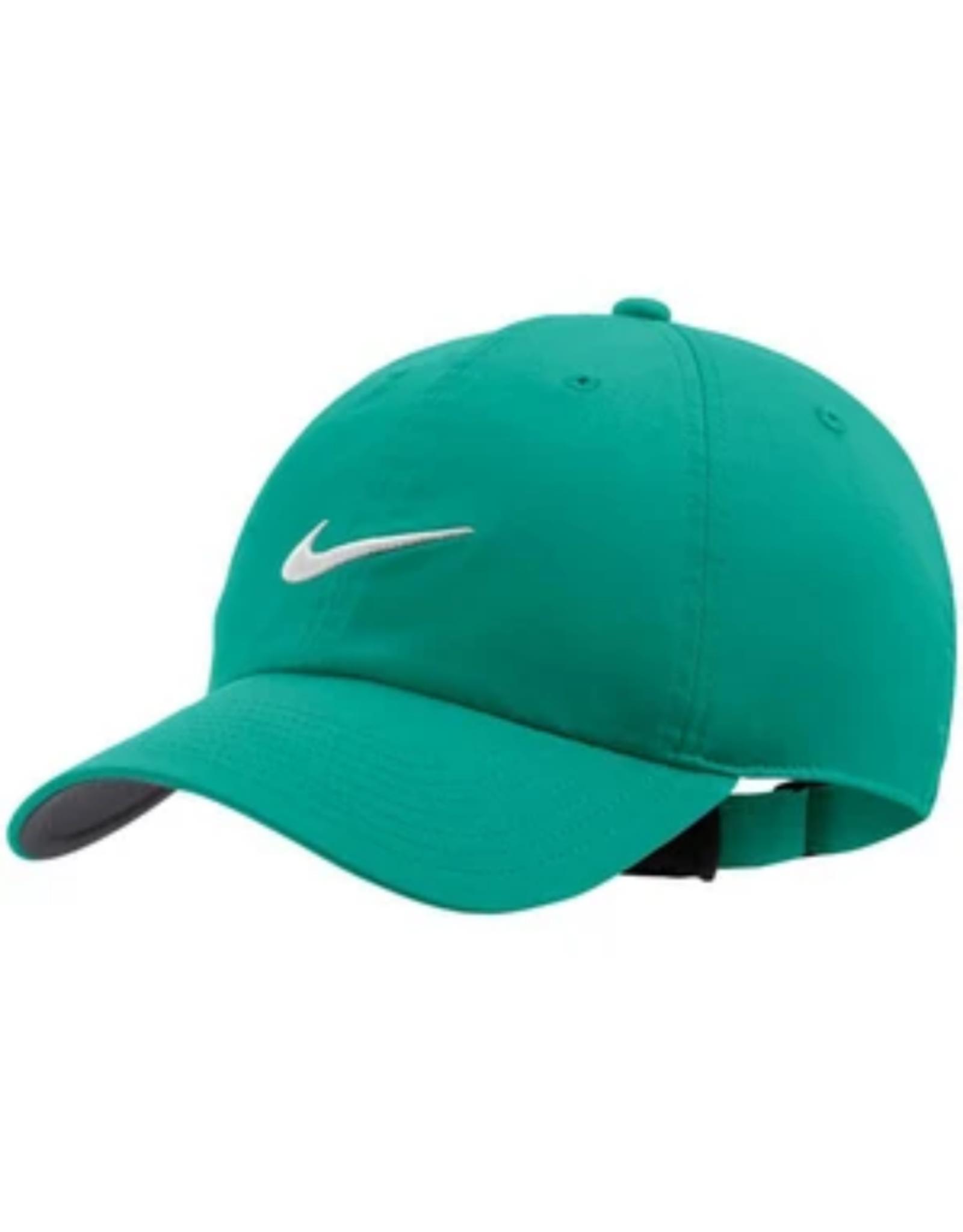 Nike Heritage 86 Hat Green Adjustable