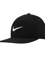 Nike Men's Aerobill Pro Flatbib Cap Black Adjustable