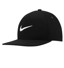 Nike Men's Aerobill Pro Flatbib Cap Black Adjustable