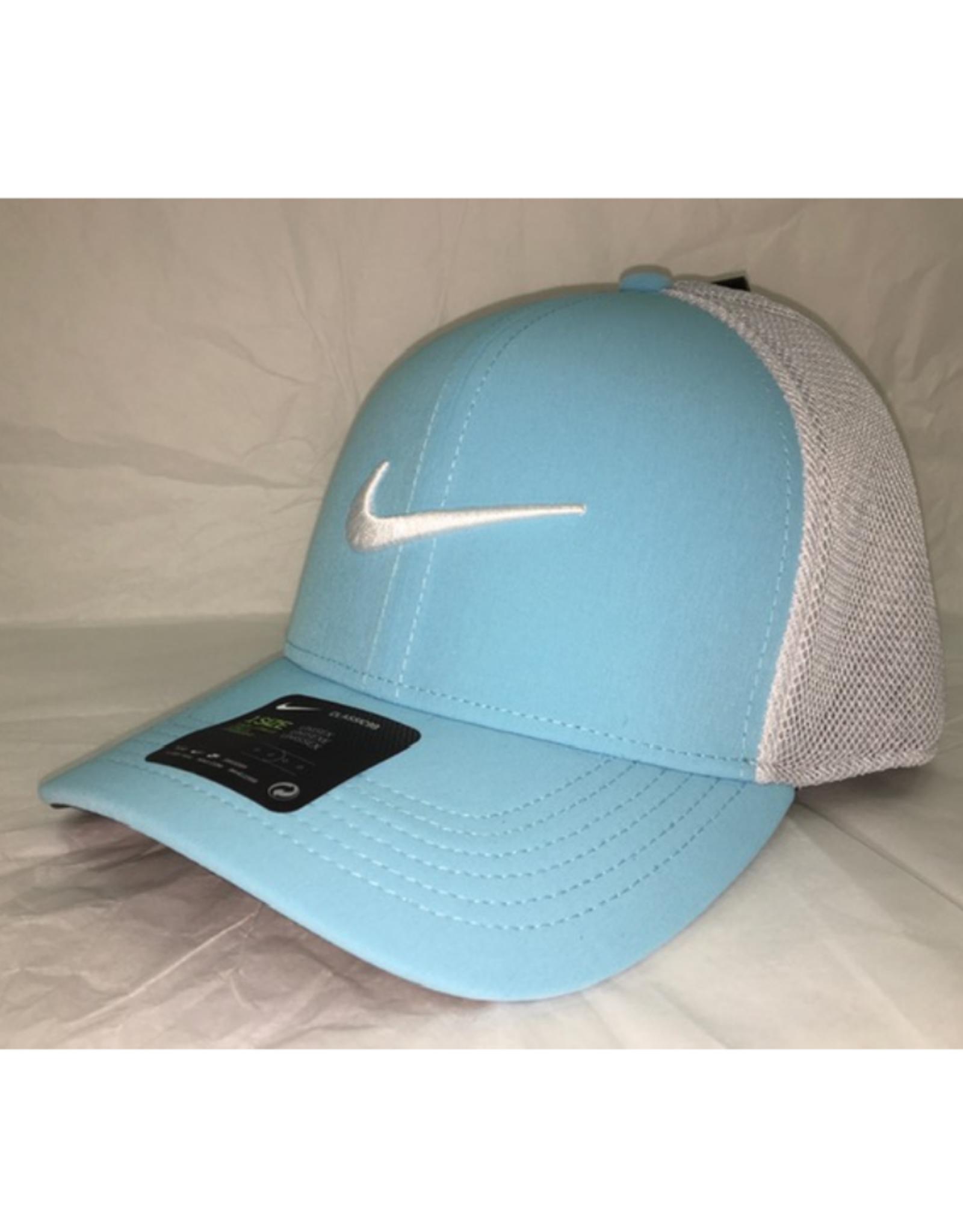 Nike Men's Classic 99 Mesh Hat Torquise Adjustable