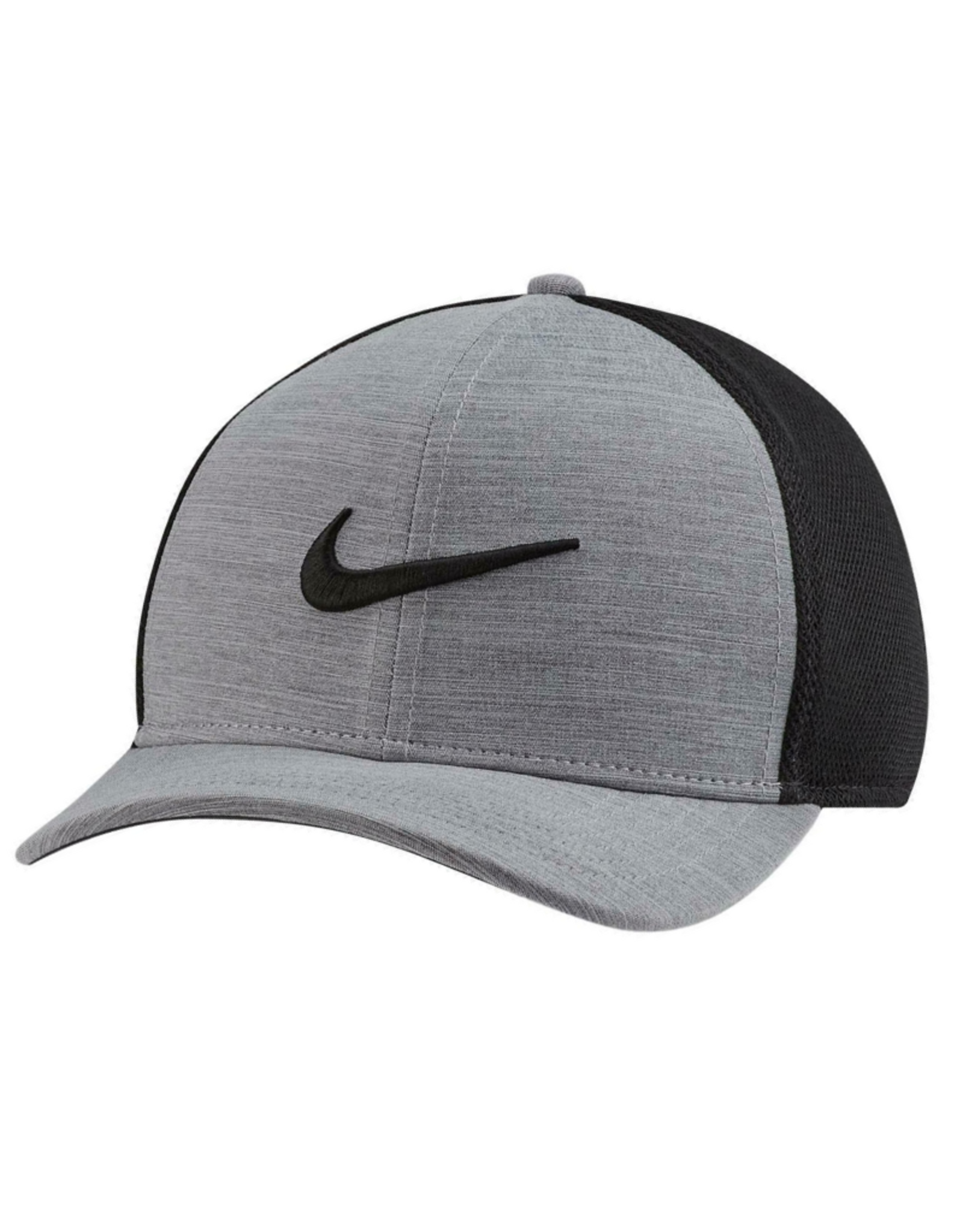 Nike Men's Aerobill Classic 99 Mesh Cap adjustable Grey Black