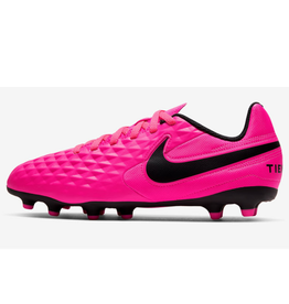 Nike Jr Tiempo Legend 8 Club MG Soccer Cleat Pink