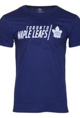 Fanatics Fanatics Men's Geo Drift T-Shirt Toronto Maple Leafs Blue