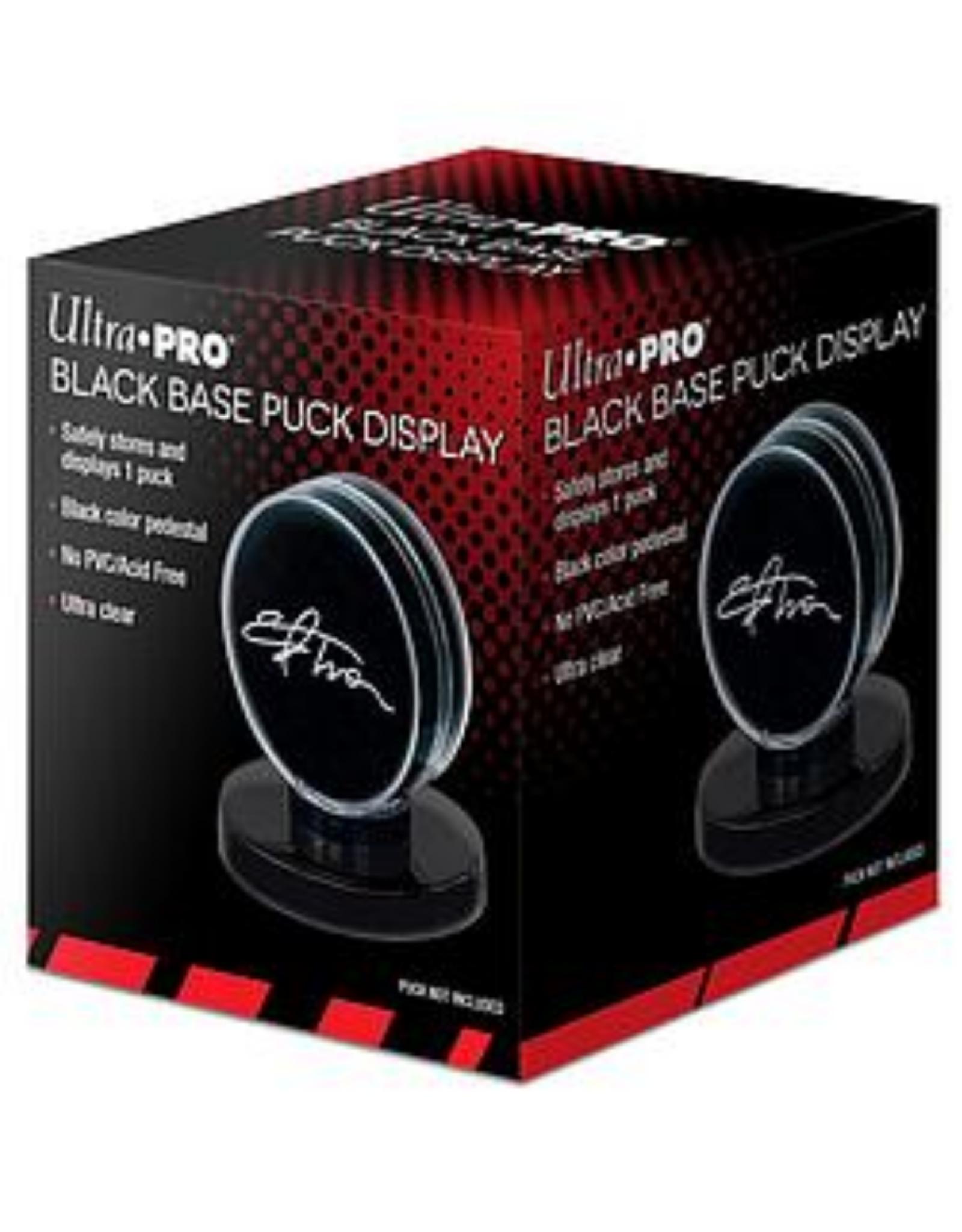 Ultra Pro Puck Holder Black Base