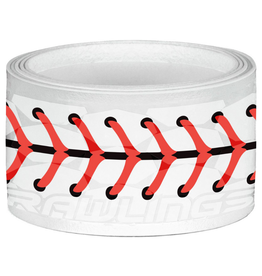 Rawlings Bat Grip Red Seams
