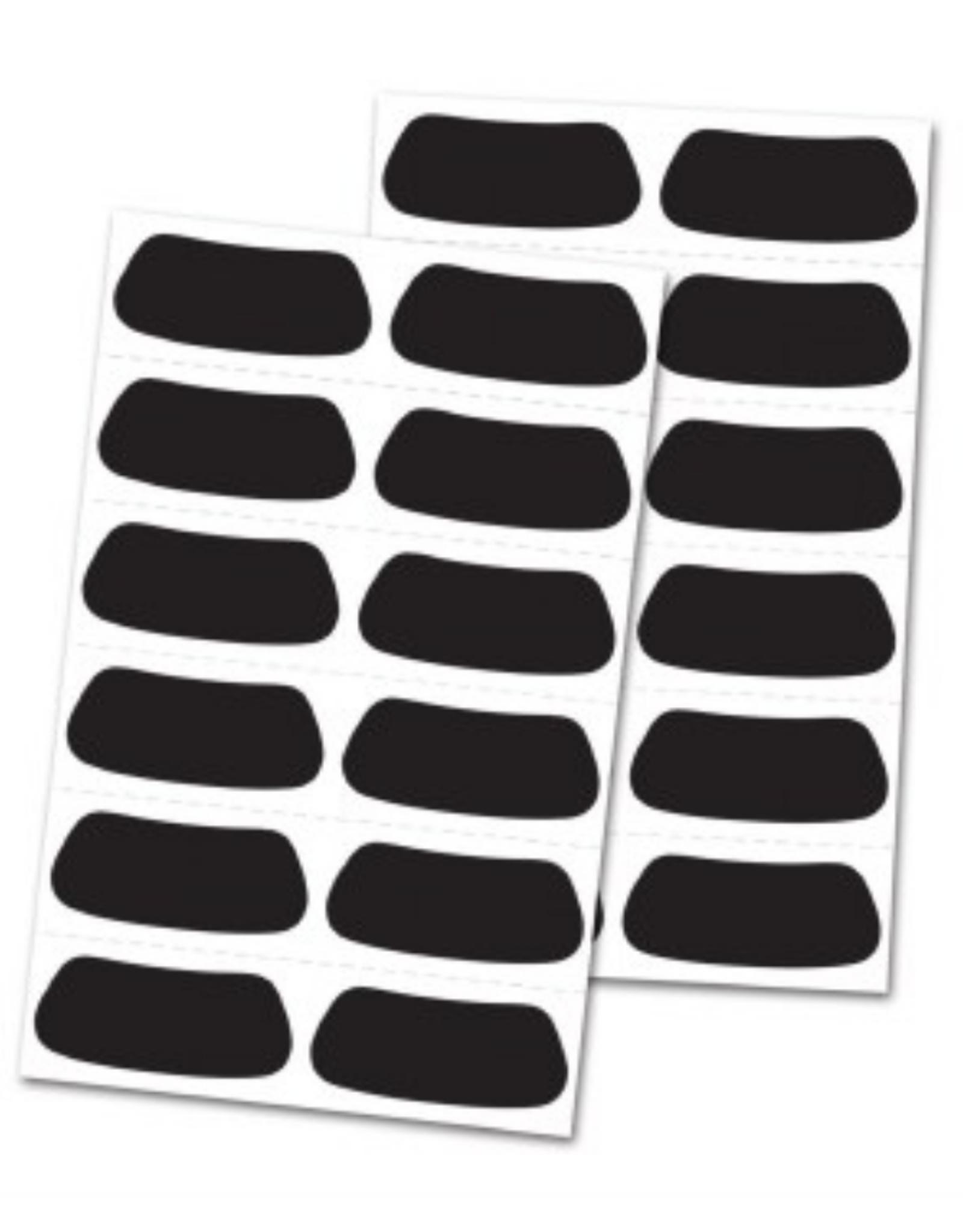 Rawlings Eye Black Stickers