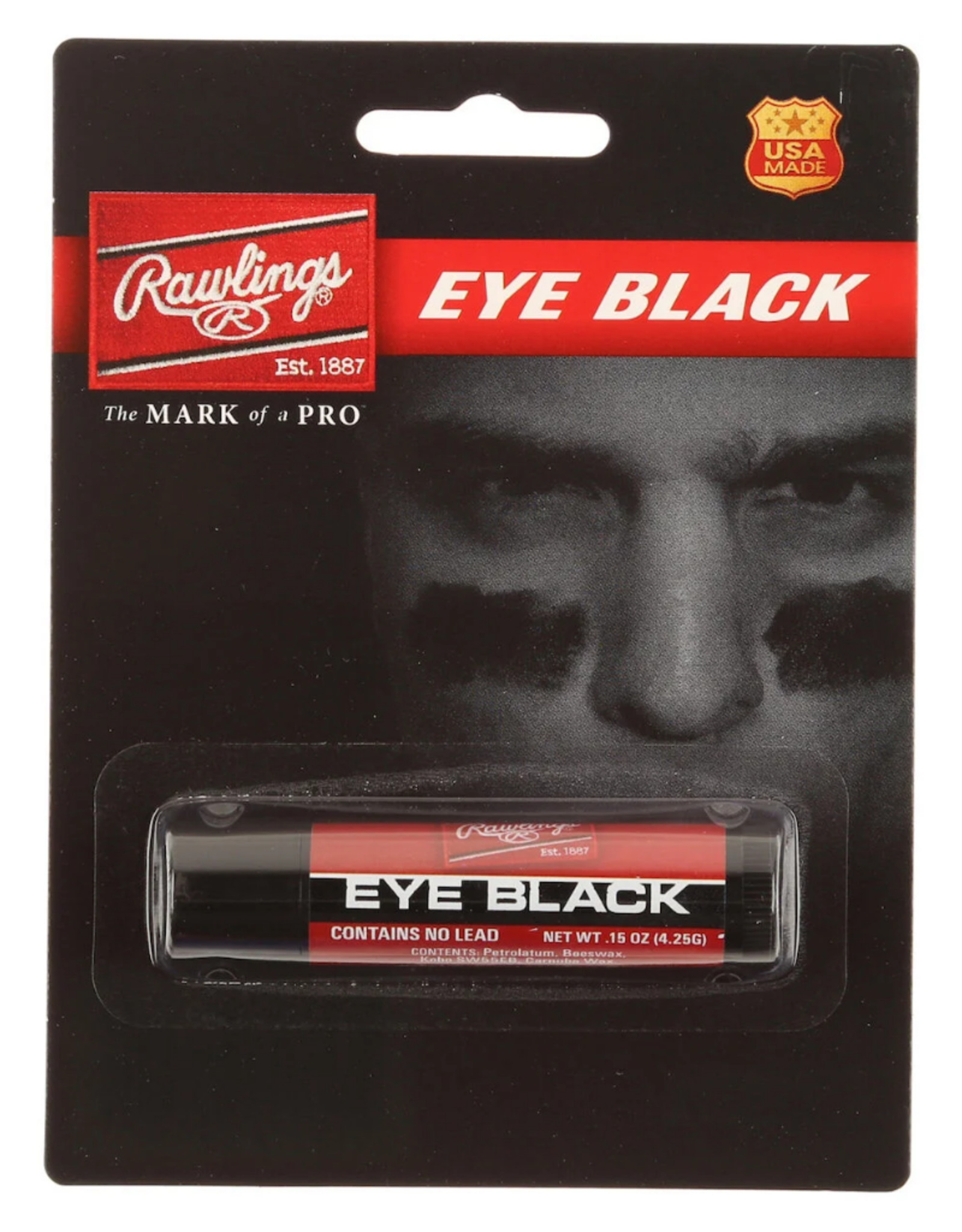 Rawlings Eye Black Tube