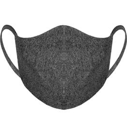 AK Reusable Fabric Face Mask Charcoal