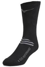 Mizuno Runbird Sock Black