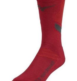 Mizuno Runbird Sock Red