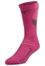 Mizuno Runbird Sock Pink