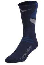 Mizuno Runbird Sock Navy