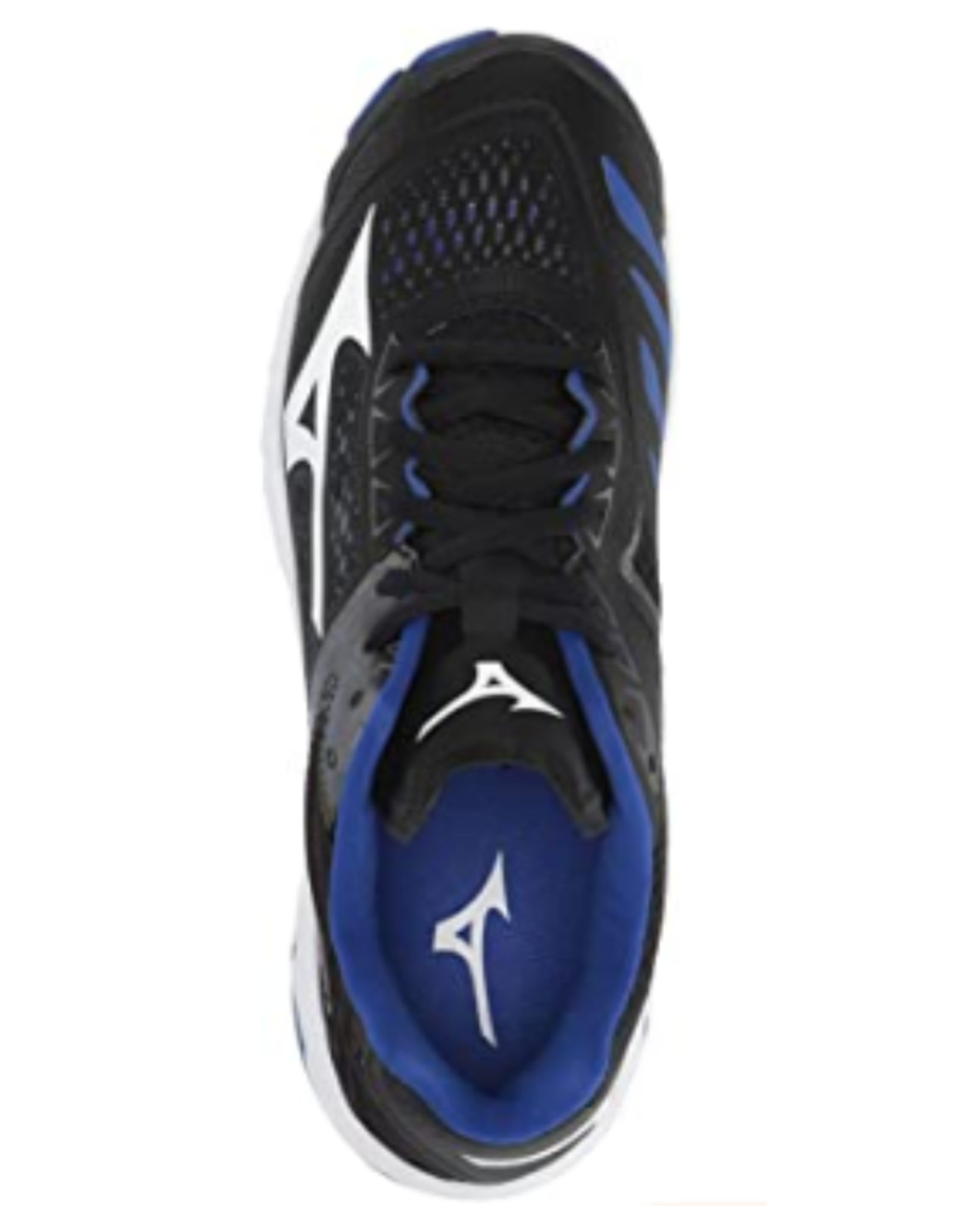 Mizuno Women's Wave Lightning Z5 Black/Blue
