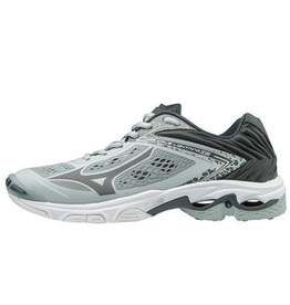 Mizuno Women's Wave Lightning Z5 Shoe Grey