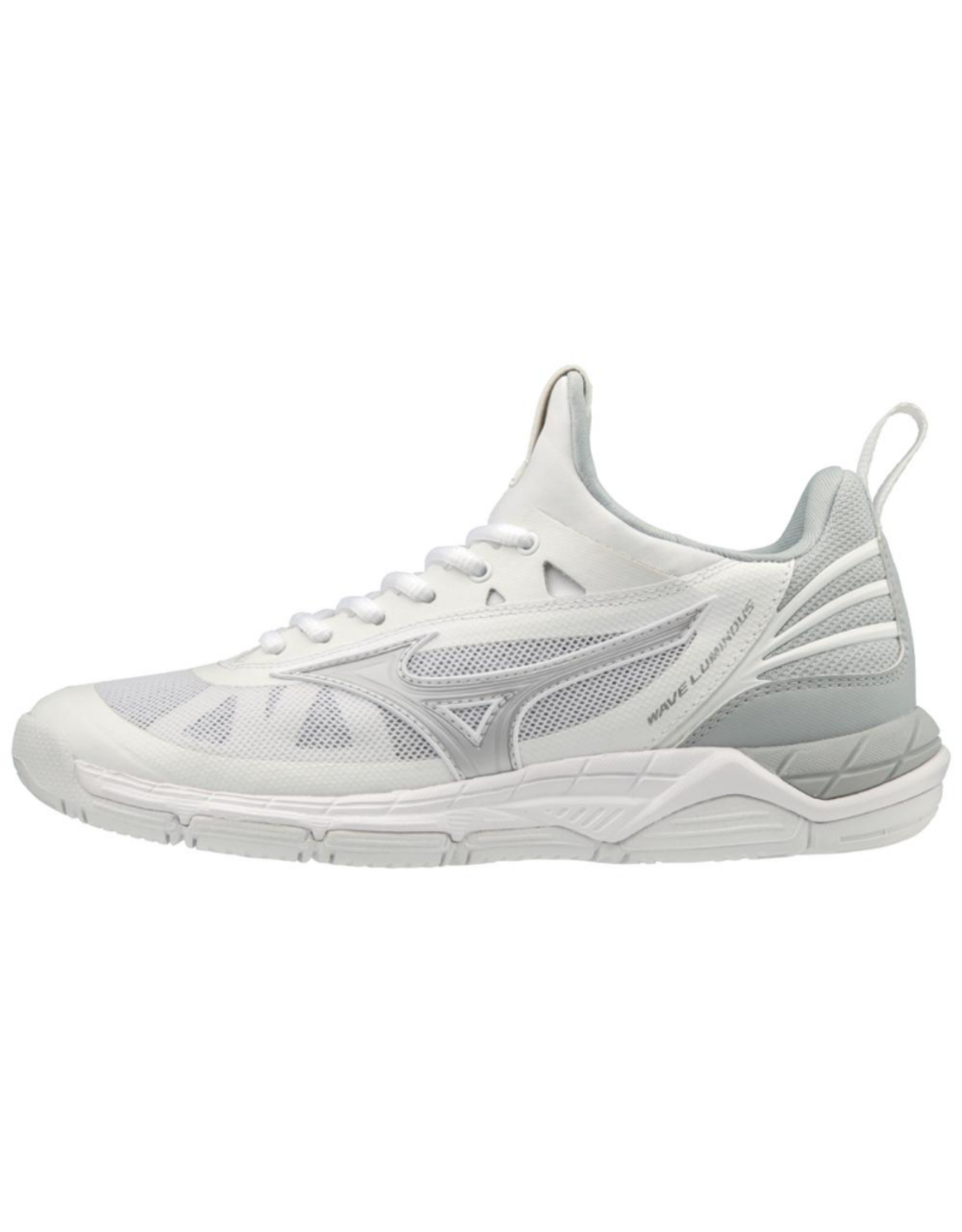 Mizuno Women's Wave Luminous Shoe White