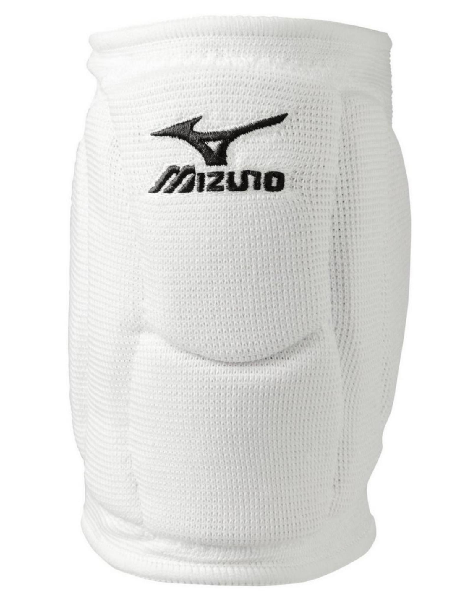 Mizuno Adult Elite 9 SL2 Volleyball Kneepads White