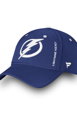 Fanatics Fanatics Men's Authentic Pro Rinkside Stretchfit Hat Tampa Bay Lightning