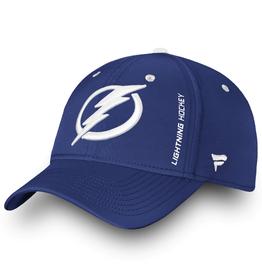 Fanatics Fanatics Men's Authentic Pro Rinkside Stretchfit Hat Tampa Bay Lightning