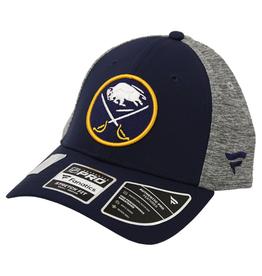 Fanatics Fanatics Men's '19 Player Participant Hat Buffalo Sabres Navy