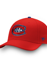 Fanatics Fanatics Men's Power Play Fitted Hat Montreal Canadiens