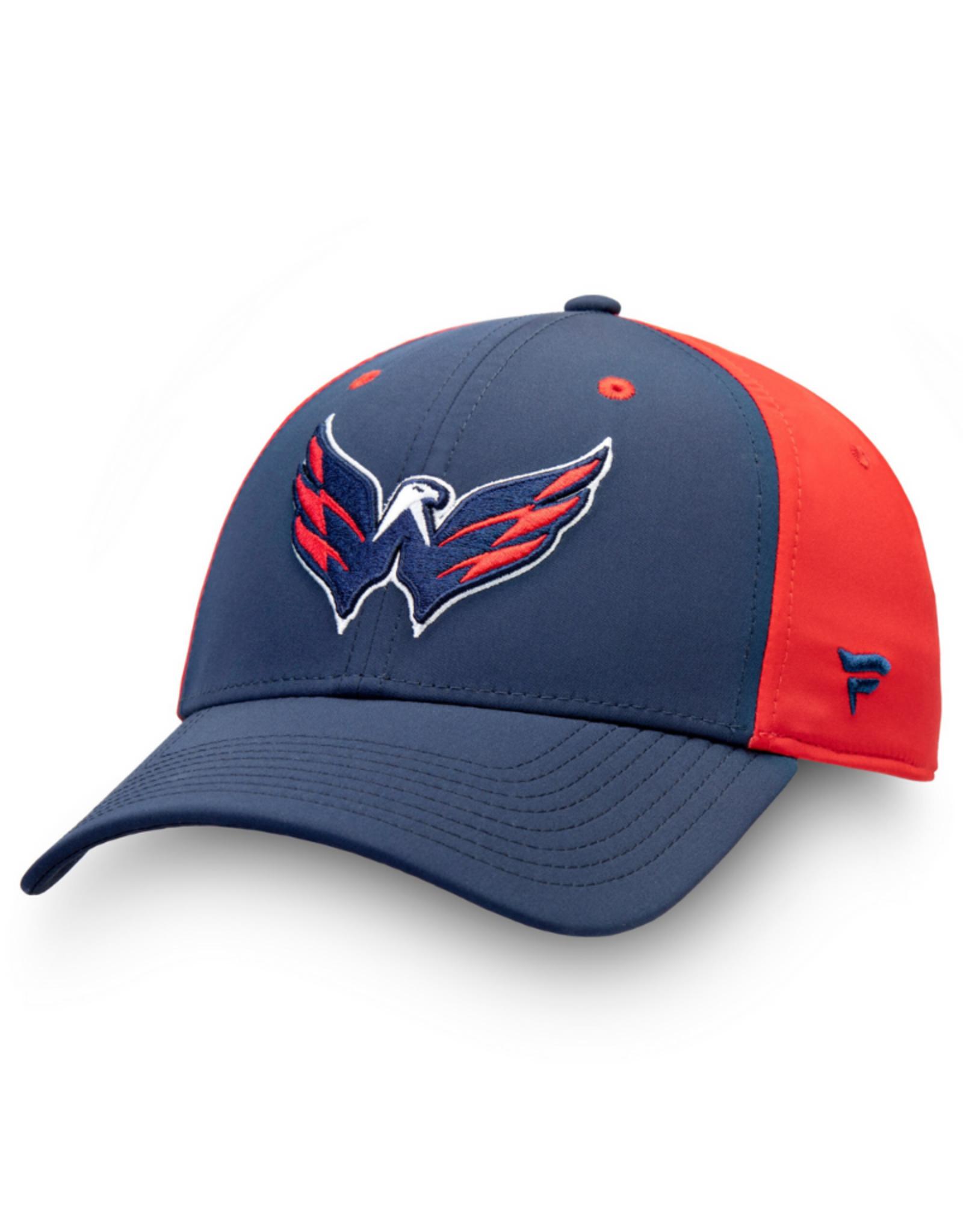 Fanatics Fanatics Men's Iconic Stretch Hat Wahington Capitals Navy/Red