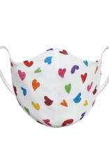 AK Reusable Fabric Mask Hearts