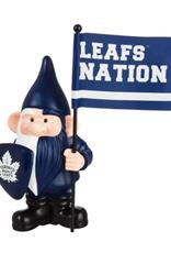 Team Sports America NHL Flag Holder Gnome Toronto Maple Leafs