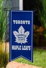 "Team Sports America NHL Flag Banner 12.5""x28"" Toronto Maple Leafs"