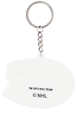 Team Sports America NHL Rubber Logo Keychain Canadiens