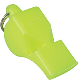 Fox 40 Classic Pealess Whistle Neon Yellow