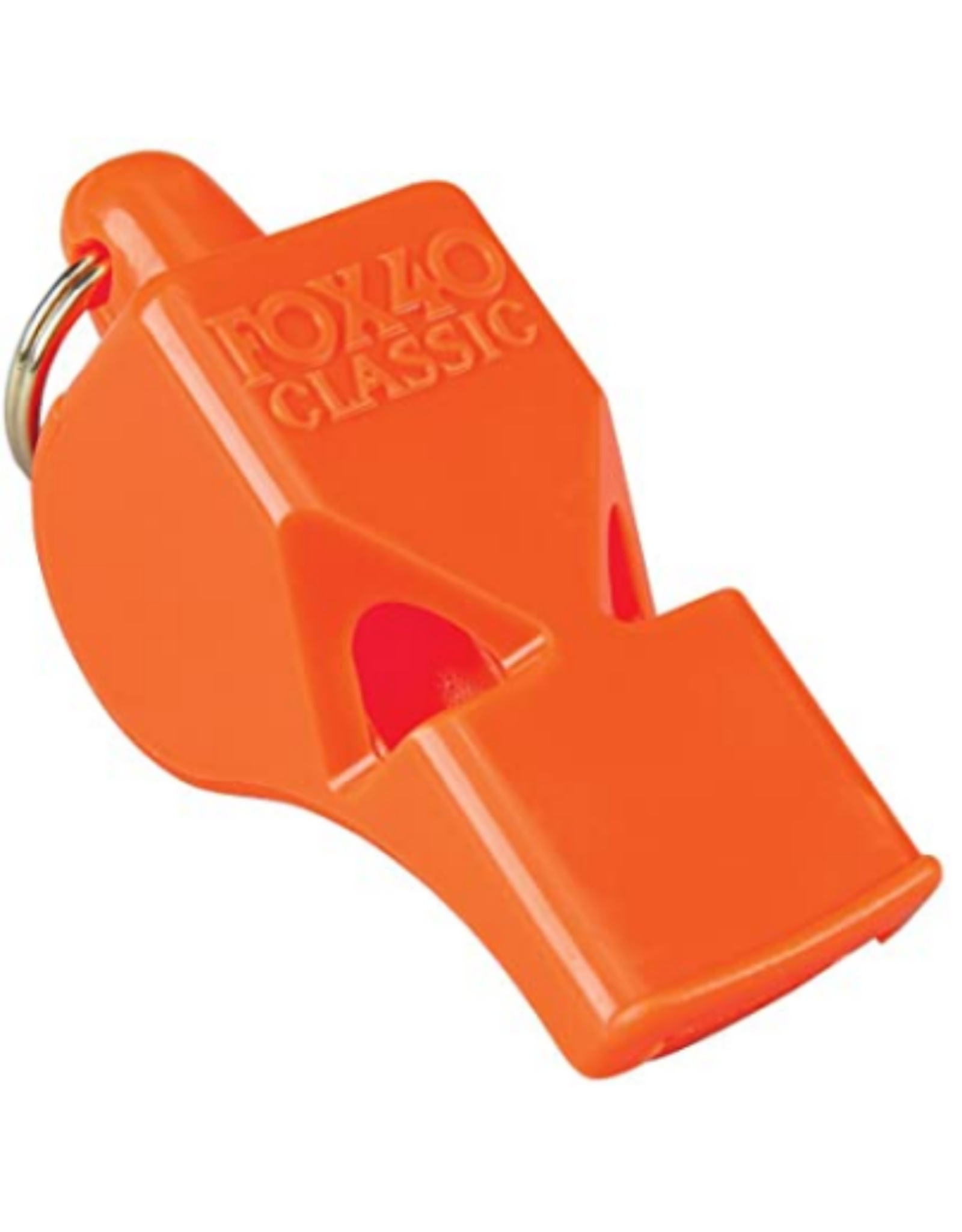 Fox 40 Classic Pealess Whistle Orange
