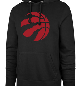 '47 Men's Imprint Headline Logo Hoodie Toronto Raptors Black